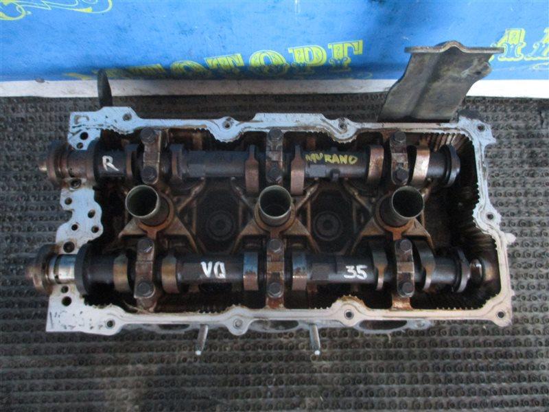 Головка блока цилиндров Nissan Murano Z50 VQ35-DE 2002 правая