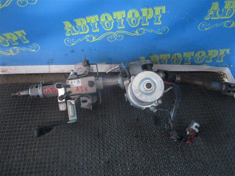 Рулевая колонка Mitsubishi Asx GA3W 4B10 2010