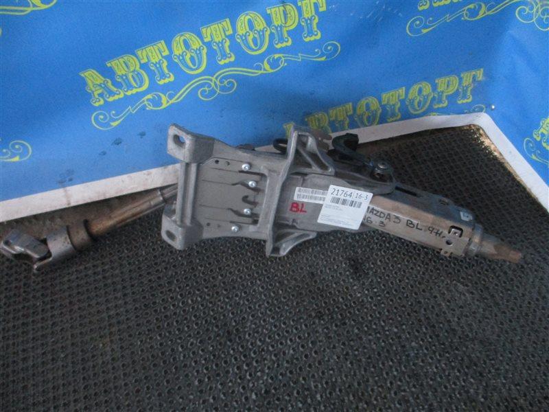 Рулевая колонка Mazda 3 BL Z6 2011