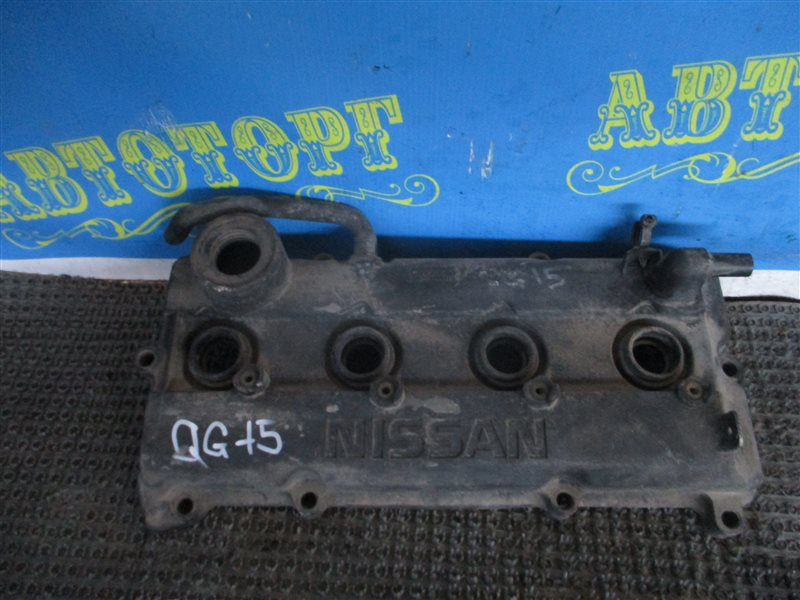 Крышка гбц Nissan Sunny FB15 QG15