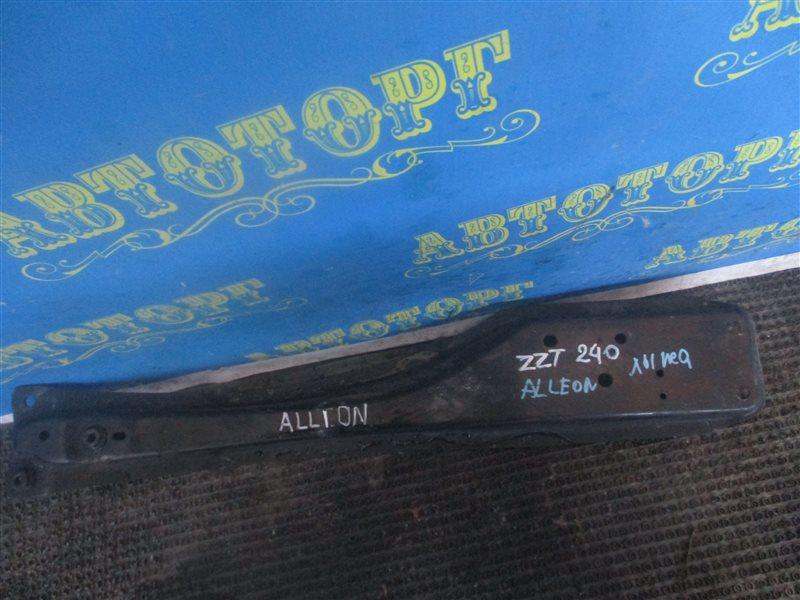 Балка продольная Toyota Allion ZZT240 1ZZ передняя