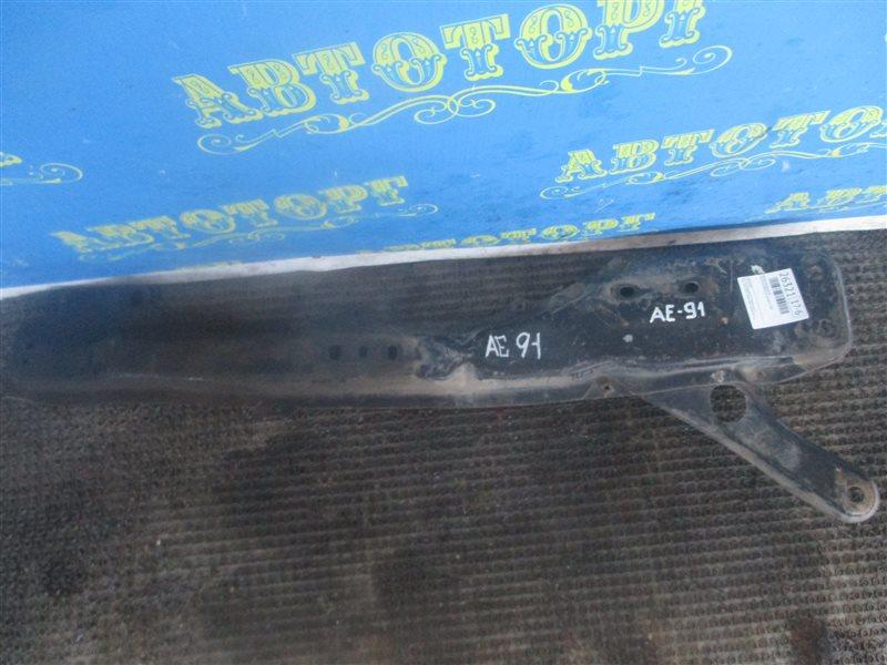 Балка продольная Toyota Corolla AE91 5A передняя