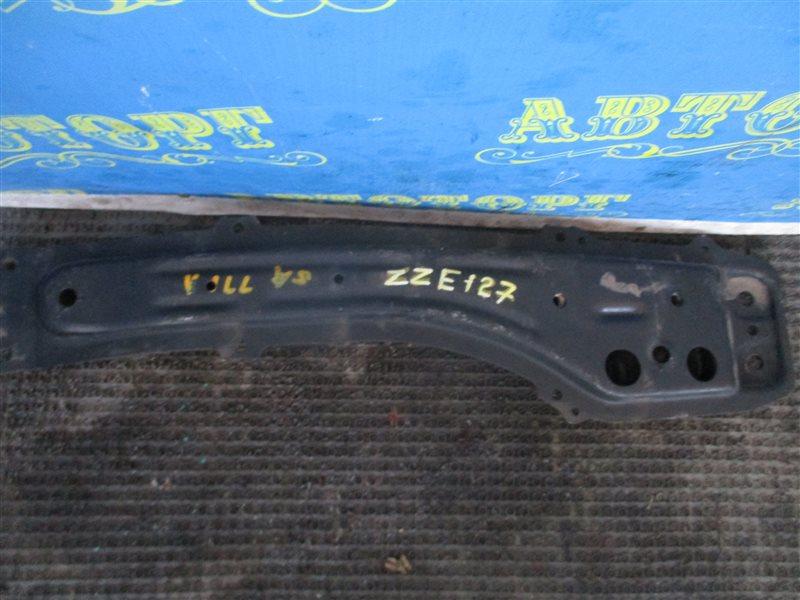 Балка продольная Toyota Will ZZE127 1ZZ передняя