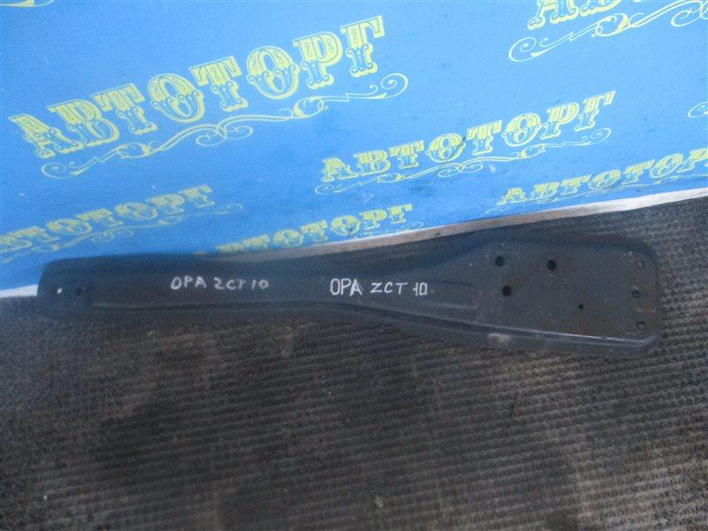 Балка продольная Toyota Opa ZCT10 1ZZ передняя