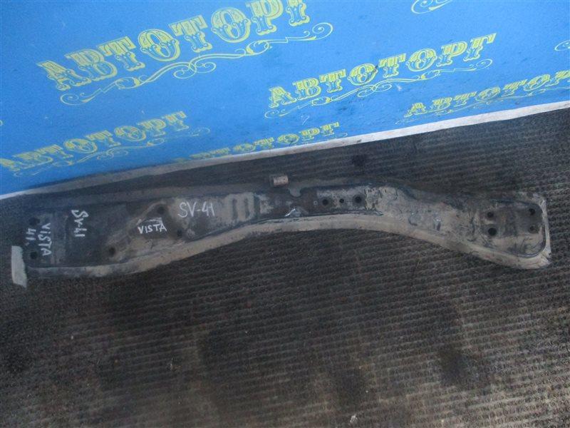 Балка продольная Toyota Vista SV41 передняя