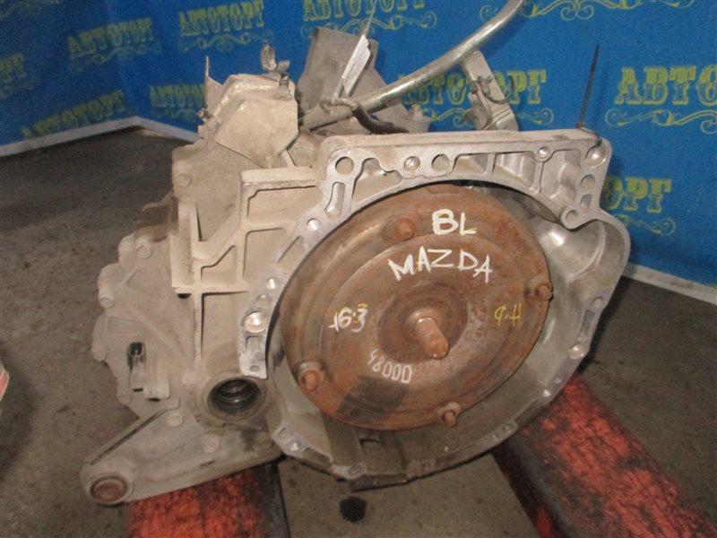 Акпп Mazda 3 BL Z6 2011