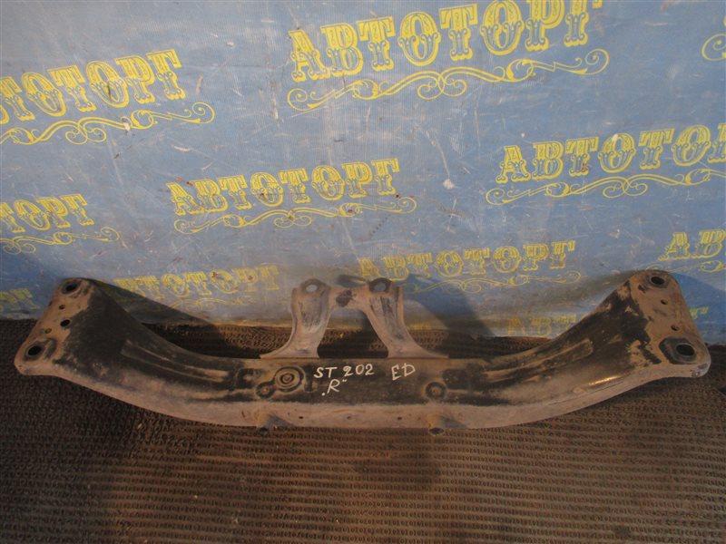 Балка Toyota Carina Ed ST202 3S 1994 задняя