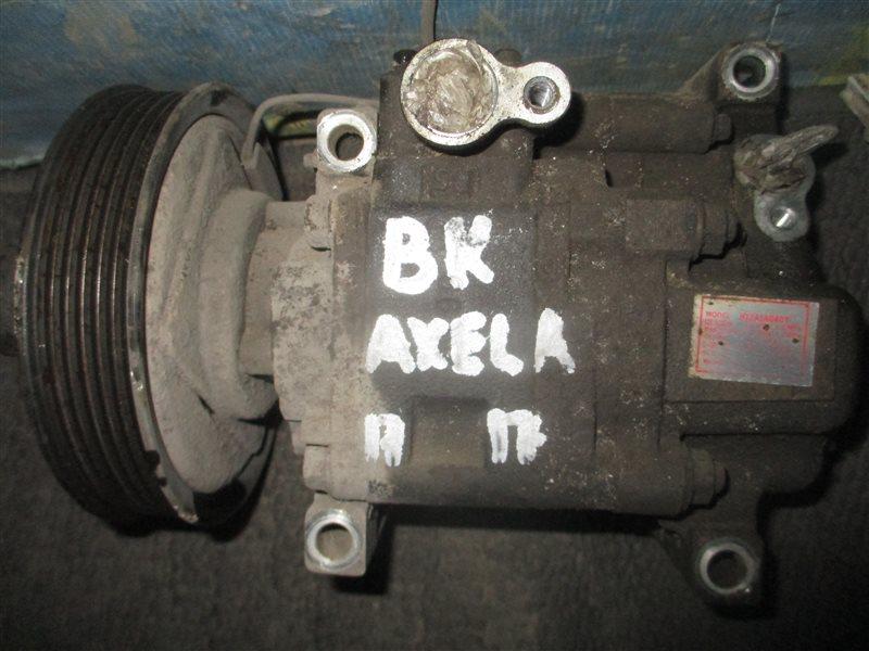 Компрессор кондиционера Mazda Axela BK ZY 2004