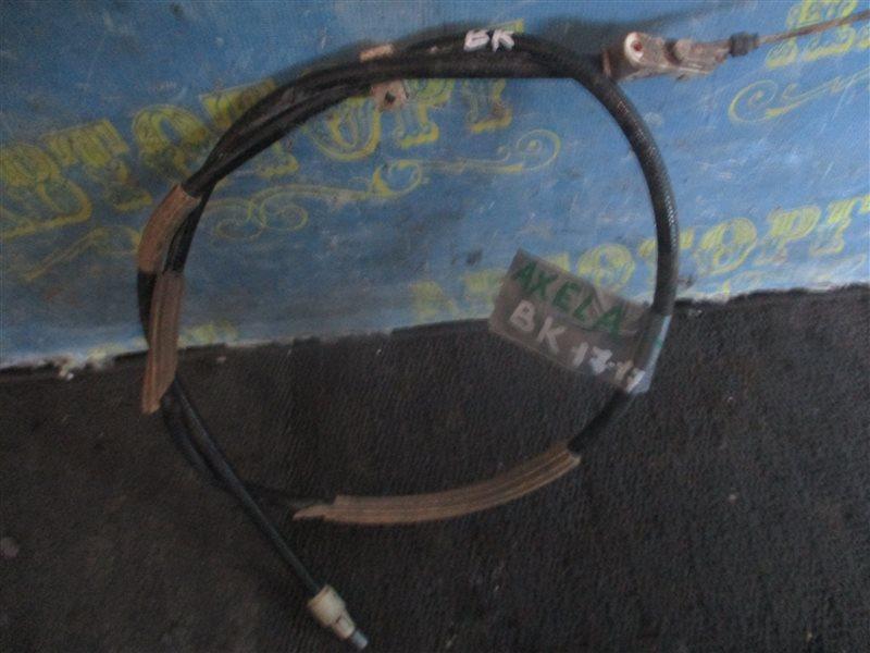 Тросик ручника Mazda Axela BK ZY 2004 задний