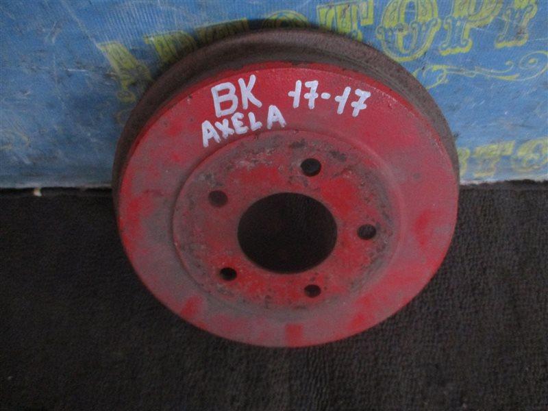 Тормозной барабан Mazda Axela BK ZY 2004 задний