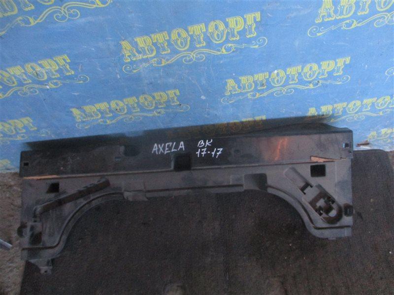 Пол багажника пластик Mazda Axela BK ZY 2004