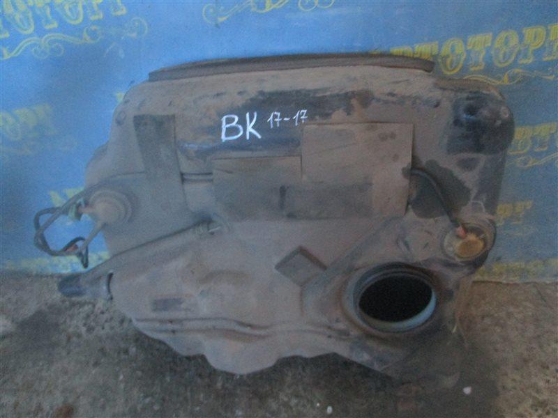 Бензобак Mazda Axela BK ZY 2004