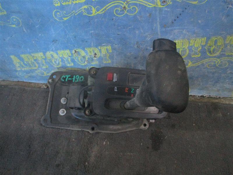 Селектор акпп Toyota Corona CT190 2C 1995