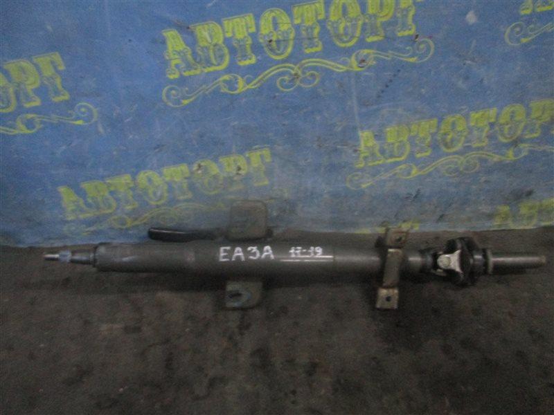 Рулевая колонка Mitsubishi Galant EA3A 4G64 2002