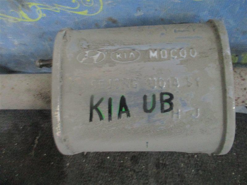 Выхлопная труба Kia Rio UB G4FC 2013