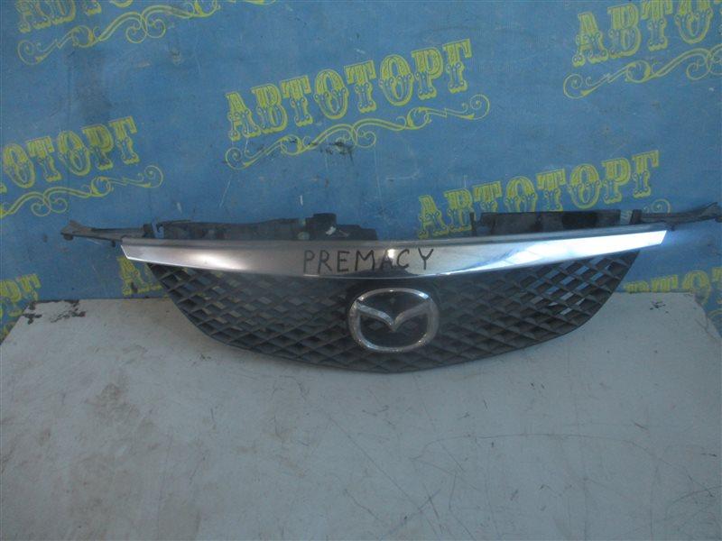 Решетка радиатора Mazda Premacy CP8W
