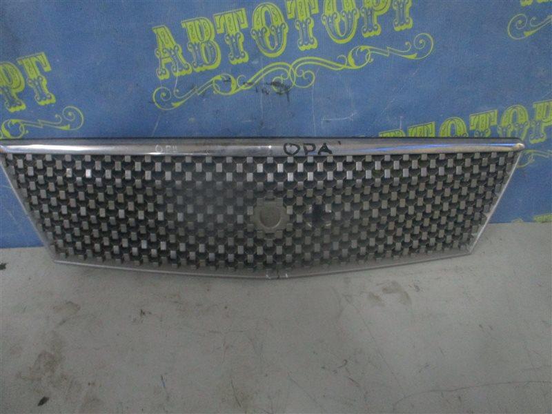 Решетка радиатора Toyota Opa ZCT10 1ZZ
