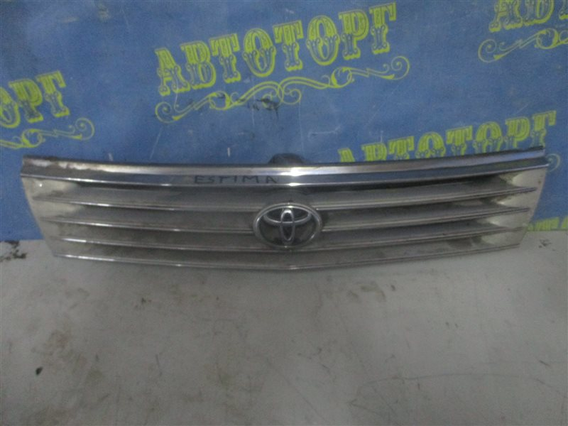 Решетка радиатора Toyota Estima CRX20