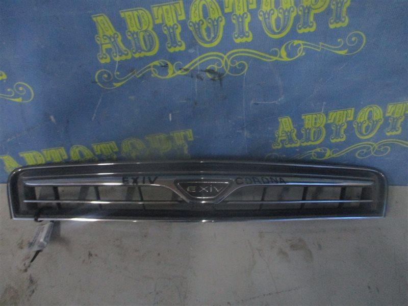 Решетка радиатора Toyota Corona Exiv ST200