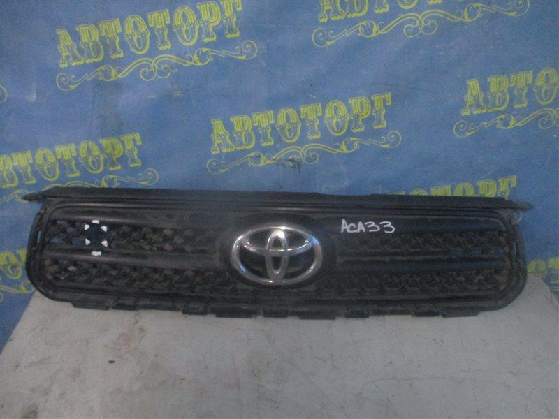 Решетка радиатора Toyota Rav4 ACA33 2AZ 2008