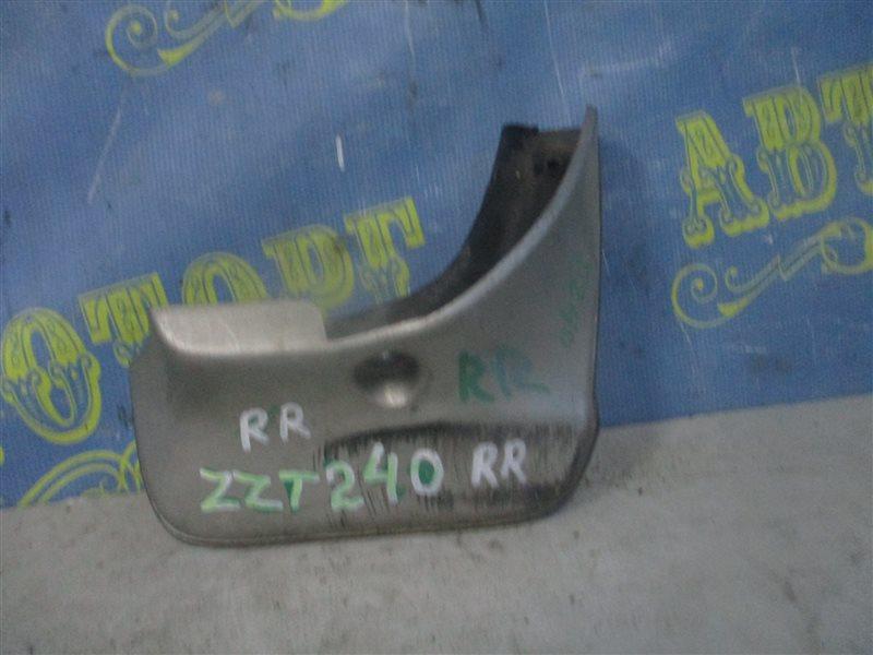 Брызговик Toyota Allion ZZT240 1ZZ задний правый