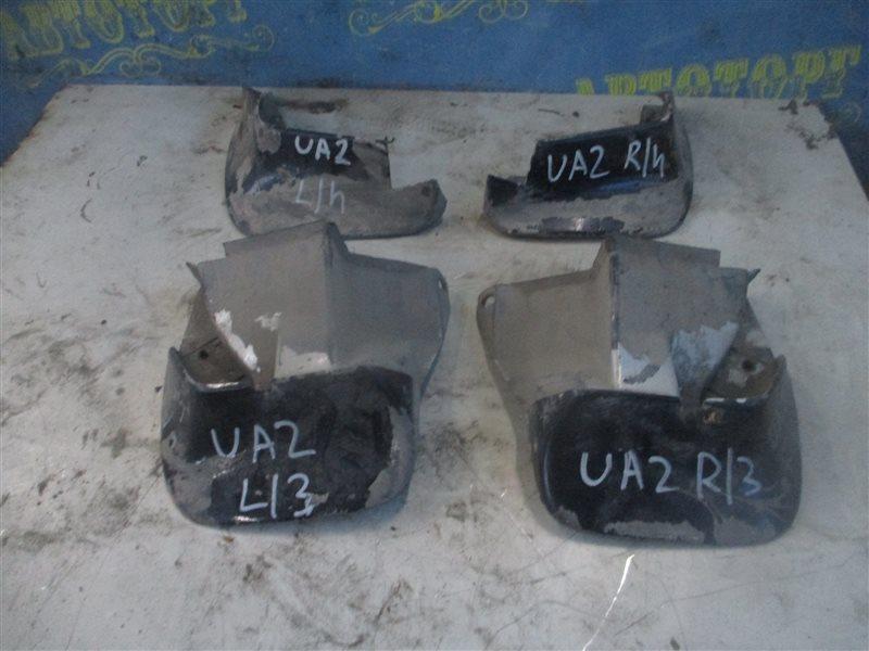 Брызговики комплект Honda Inspire UA2
