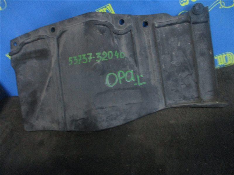 Защита двигателя Toyota Opa ZCT10 1ZZ передняя левая