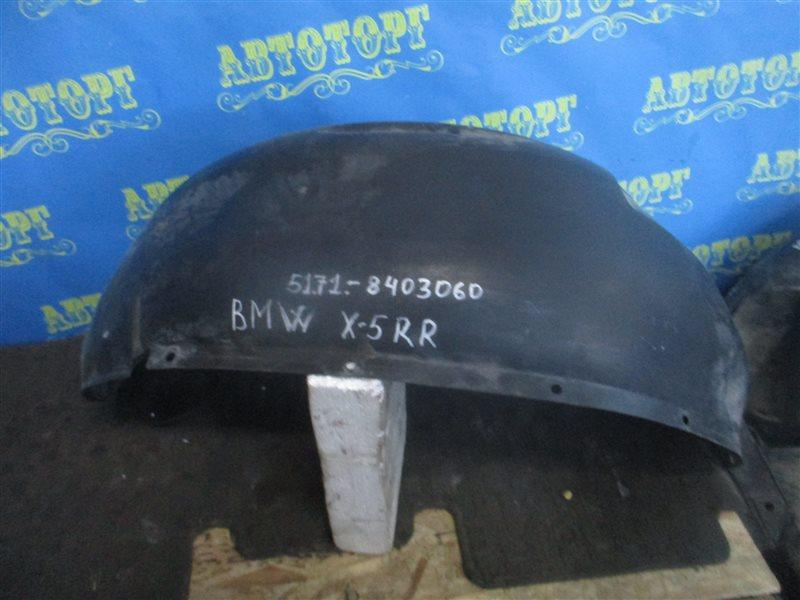 Подкрылок Bmw X5 E53 задний правый
