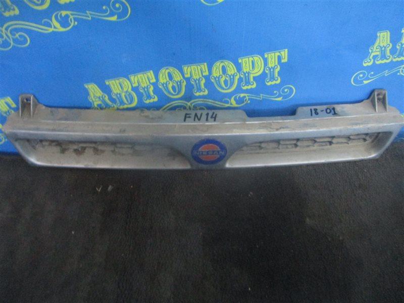 Решетка радиатора Nissan Pulsar FN14 GA15 1992