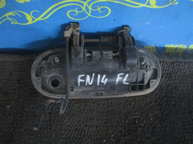 Ручка двери внешняя Nissan Pulsar FN14 GA15 1992 передняя левая