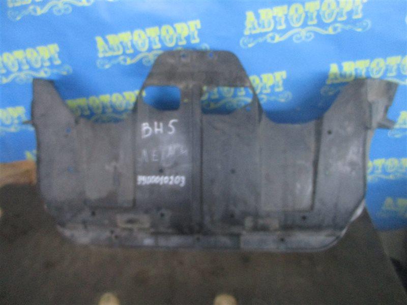 Защита двигателя Subaru Legacy BH5 передняя