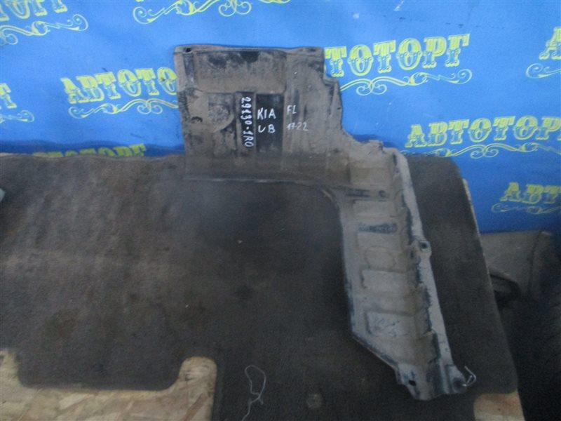 Защита двигателя Kia Rio UB G4FC 2013 передняя левая