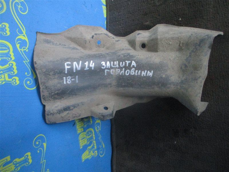 Защита горловины бензобака Nissan Pulsar FN14 GA15 1992