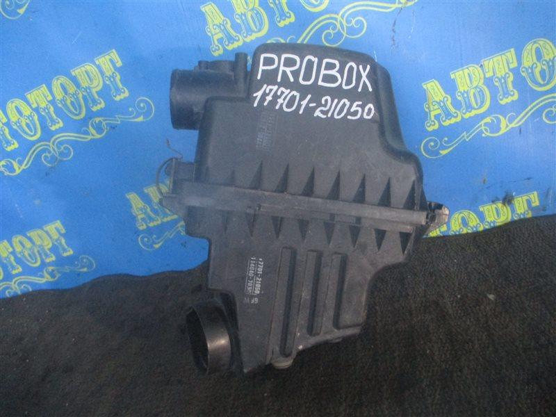 Корпус воздушного фильтра Toyota Probox NCP51 1NZ
