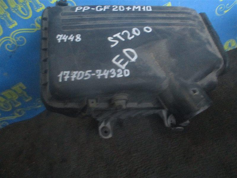 Корпус воздушного фильтра Toyota Carina Ed ST200 3S