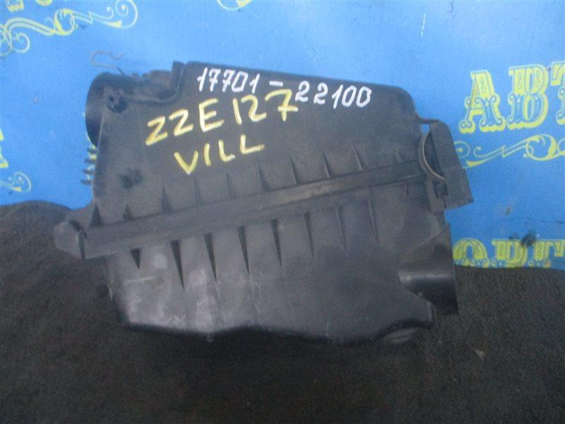 Корпус воздушного фильтра Toyota Will ZZE127 1ZZ