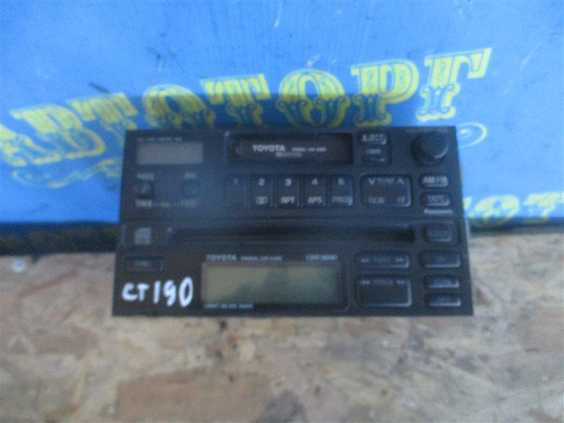 Магнитофон Toyota Caldina CT190 2C 1993