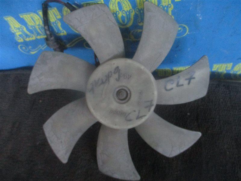 Вентилятор Honda Accord CL7