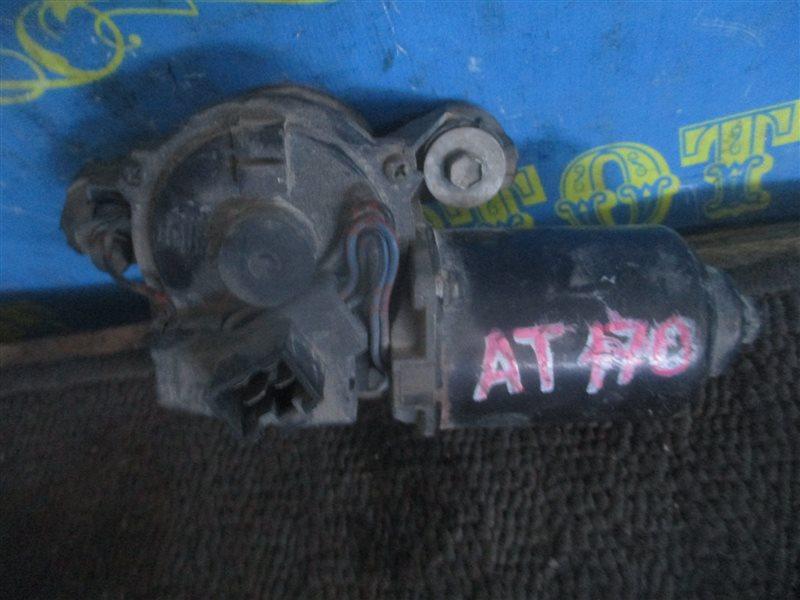 Мотор дворников Toyota Carina AT170 5A передний
