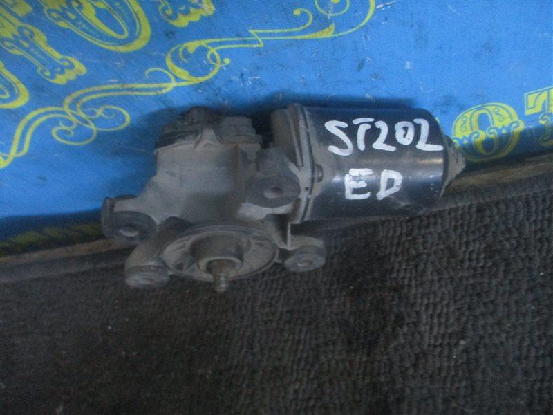 Мотор дворников Toyota Carina Ed ST202 передний