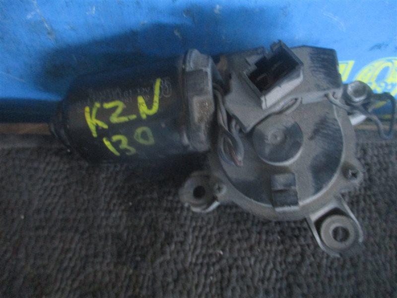 Мотор дворников Toyota Surf KZN130 1KZ передний