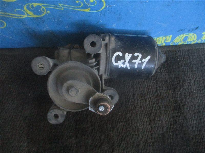 Мотор дворников Toyota Chaser GX71 1G передний
