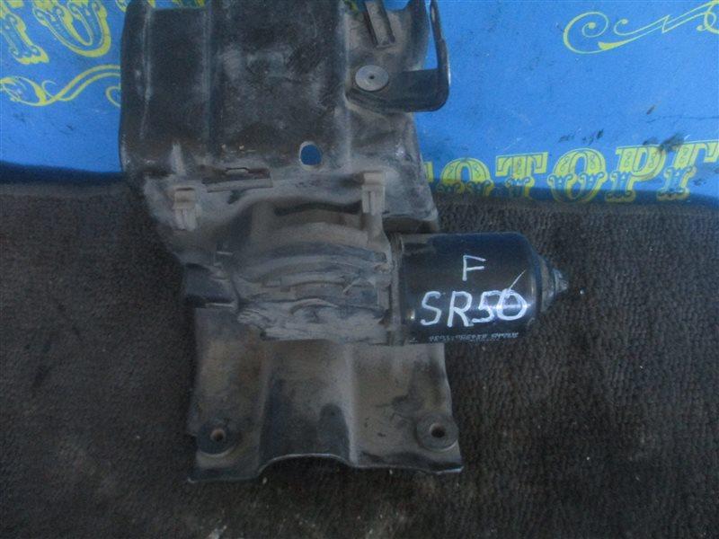 Мотор дворников Toyota Noah SR50 передний