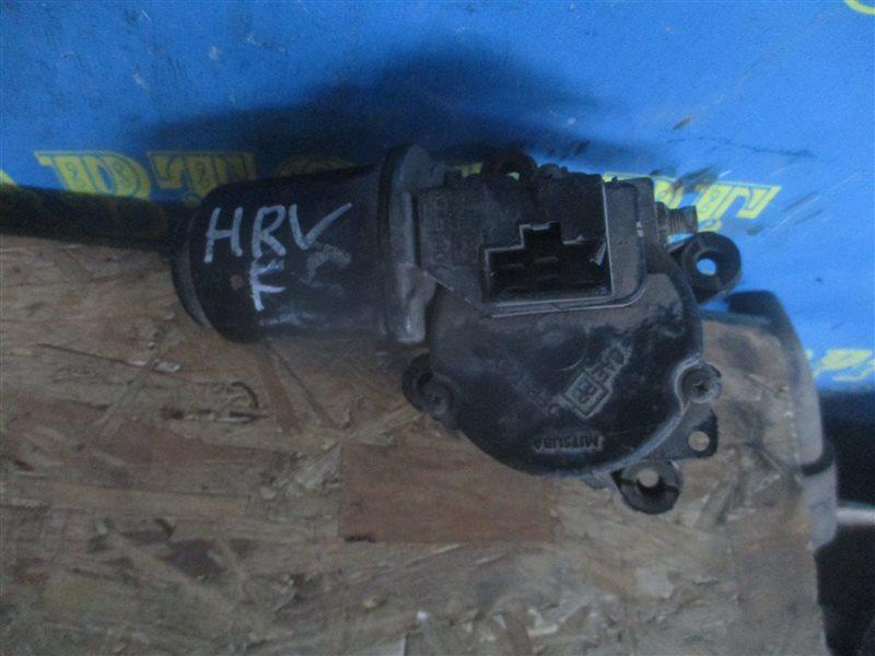 Мотор дворников Honda Hrv GH1 D16A передний