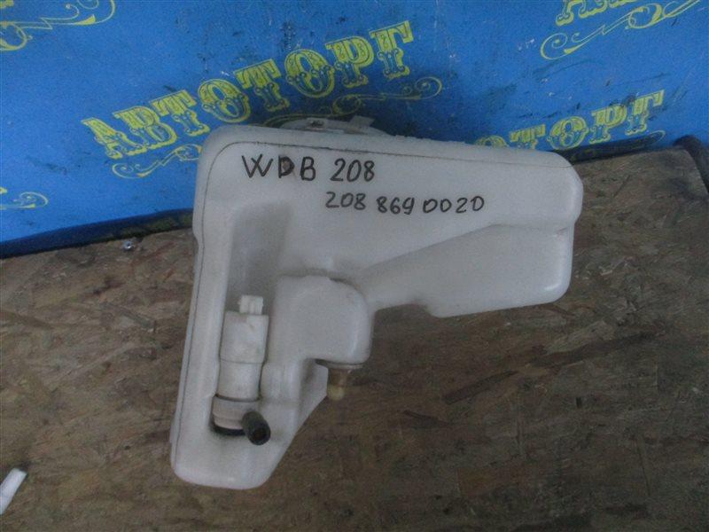 Бачок стеклоомывателя Mercedes Clk-Class W208 112