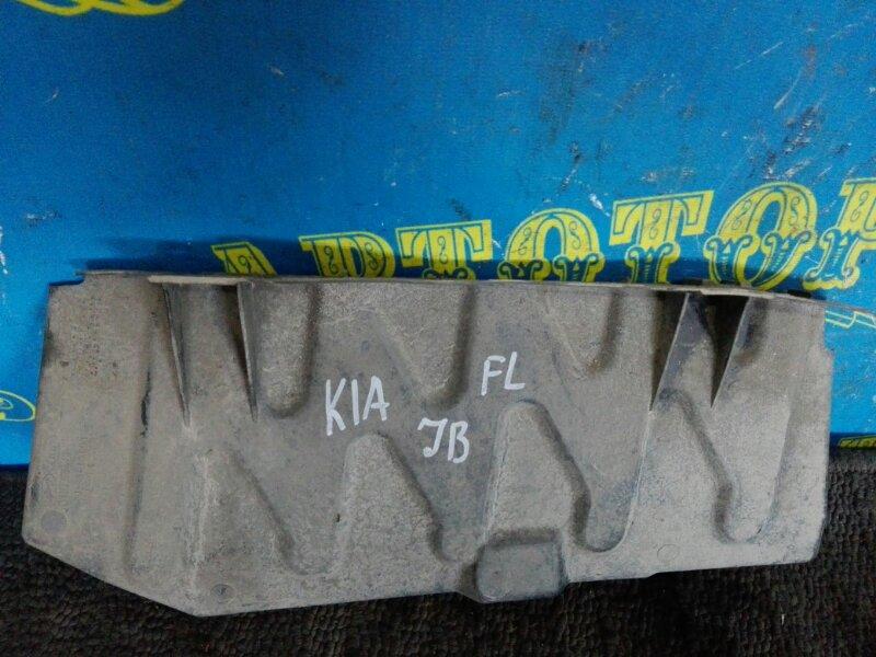 Защита двигателя Kia Rio JB G4EE 2009 передняя левая