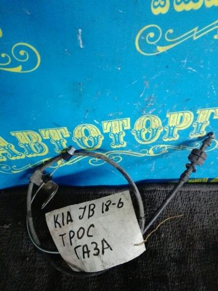 Трос газа Kia Rio JB G4EE 2009