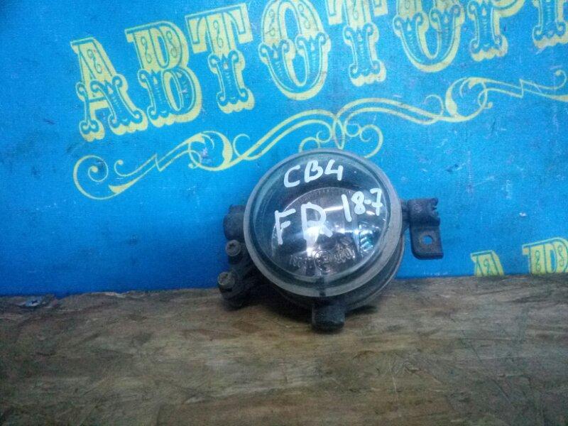Туманка Ford Focus 2 CB4 HXDB6A 2006 передняя правая