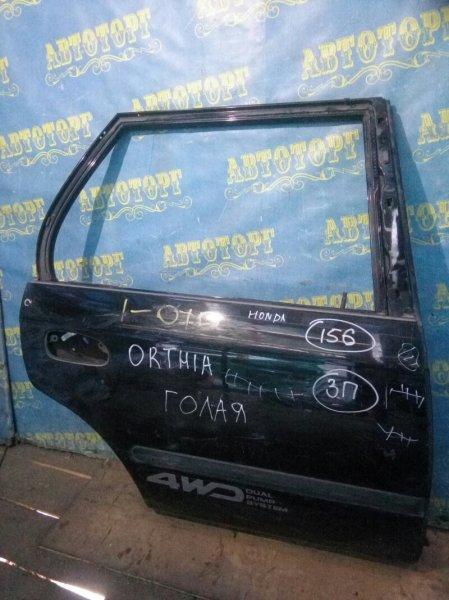 Дверь Honda Orthia EL3 задняя правая