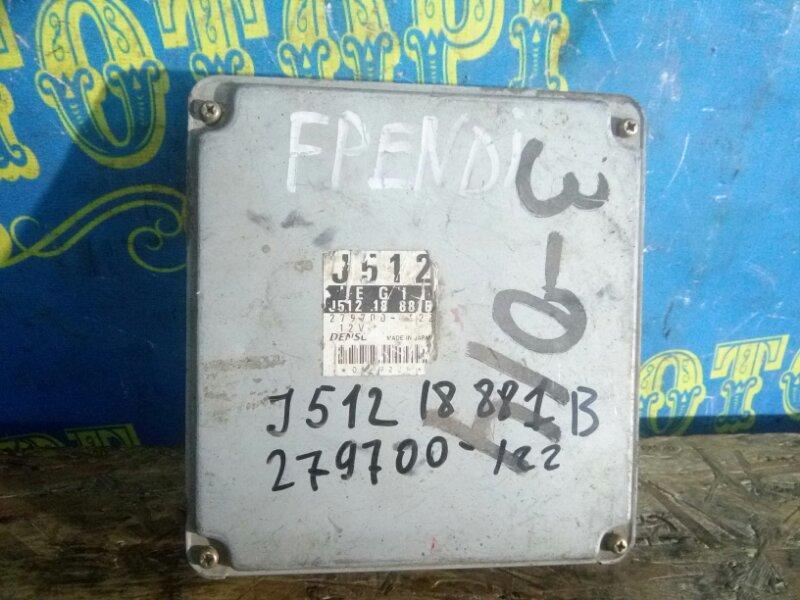 Блок управления двс Mazda Bongo Friendee SG5W J5